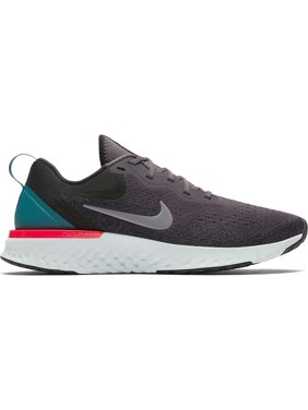 NIKE nkAO9820 007 9 Women's Odyssey React Running Shoe Thunder Grey/Gunsmoke-Black-GEODE Teal 9.0