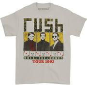 Rush Men's  Roll The Bones T-shirt Silver