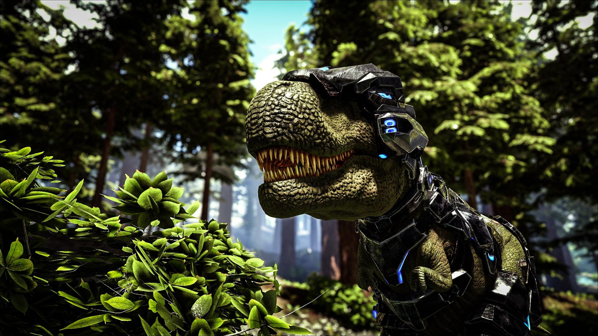 ARK Survival Evolved Explorer's Edition, Studio Wildcard, Xbox One,  884095178420