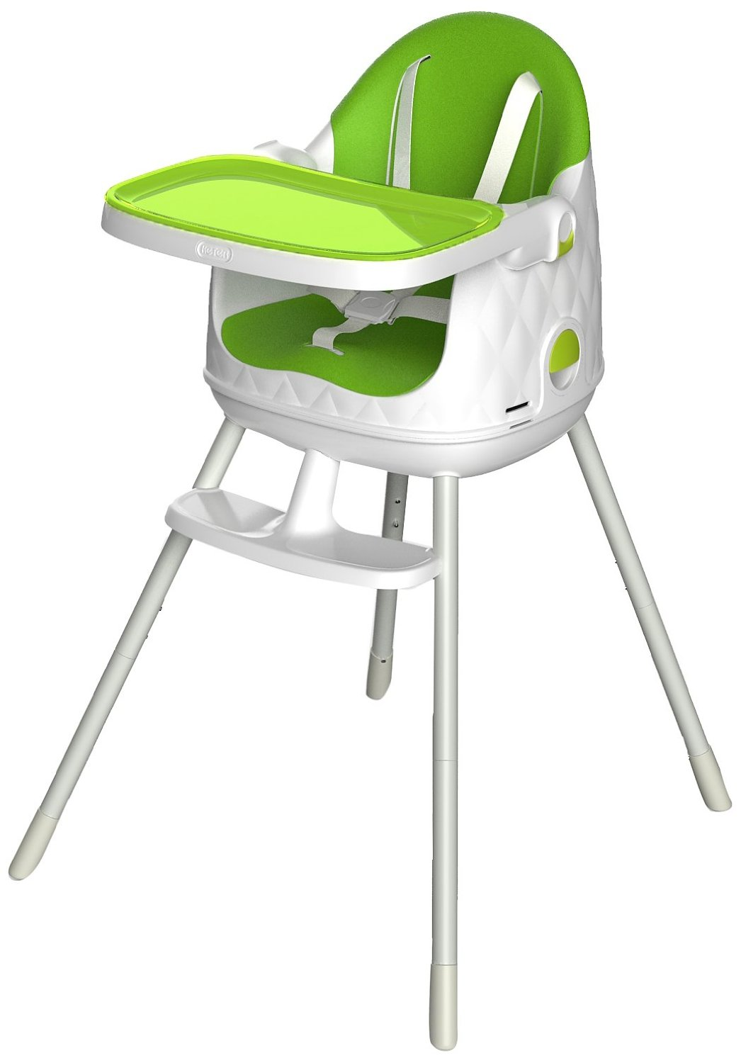Remarkable Keter Multi Dine Highchair Green Walmart Com Pabps2019 Chair Design Images Pabps2019Com