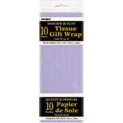 (5 Pack) Tissue Paper Sheets, 26 x 20 in, Lavender, - Personalized Tissue Packs