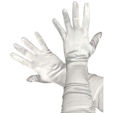 Adult Gloves Opera, White - image 1 of 1