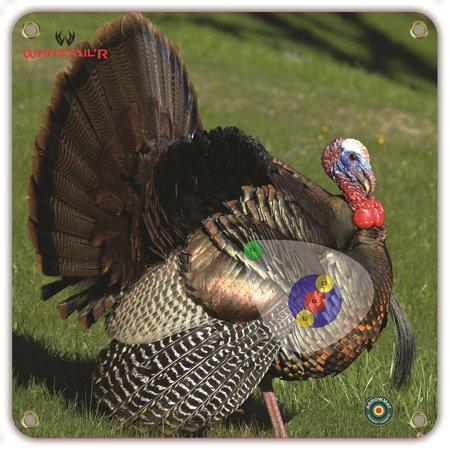 """Arrowmat LLC Arrow Mat Turkey Target 17"""" x 17"""" thumbnail"""