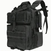 Maxpedition Typhoon EDC Hydration Compatible Tactical Backpack (Black) 0529B