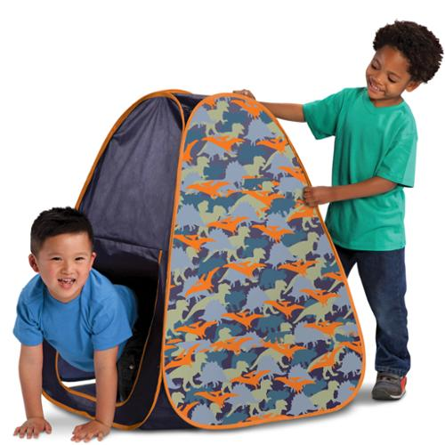 Discovery Kids Dino Pop-Up Play Tent  sc 1 st  Walmart & Discovery Kids Dino Pop-Up Play Tent - Walmart.com