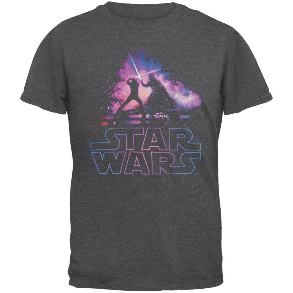 Star Wars - Crossing Sabers Soft Adult T-Shirt