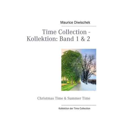 Time Collection - Kollektion: Band 1 & 2 - eBook