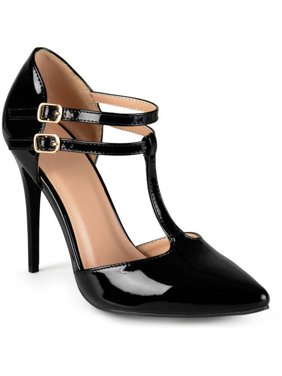 7b99e41c010 Women s T-strap Classic Pumps. Product Variants Selector. Black