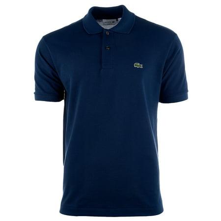 Lacoste Short Sleeve Classic Pique Polo Shirt - Mens