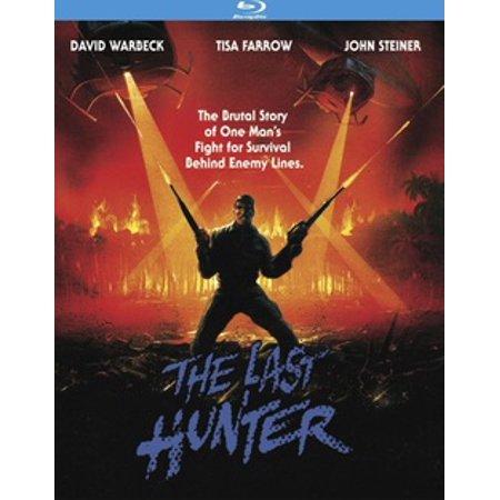 The Last Hunter (Blu-ray) (Hat Last King Red)