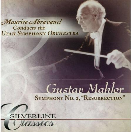 MAURICE ABRAVANEL AND THE UTAH SYMPHONY ORCHESTRA - GUSTAV MAHLER: SYMPHONY NO. 2, RESURRECTION](Utah Symphony Halloween)