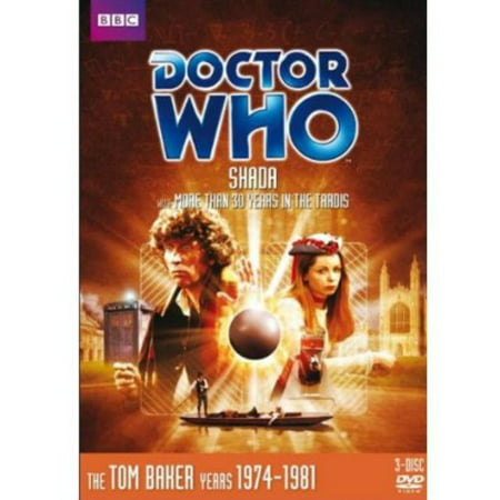 10c Dvd - Dr. Who: Shada (DVD)