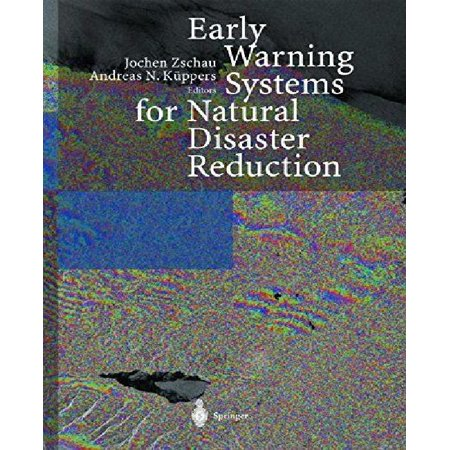 Early Warning Systems for Natural Disaster Reduction (Softcover Reprint of the Origi) - image 1 de 1