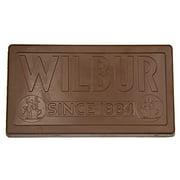 Wilbur Chocolate Co. 50 Lb. Chocolate Bulk Packed for Baking (Bronze Medal Semi-Sweet)