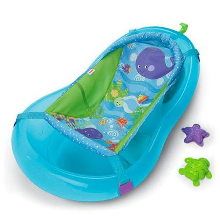 Fisher-Price - 3-Stage Aquarium Bath Tub