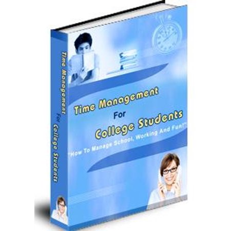Time management for College Students - eBook