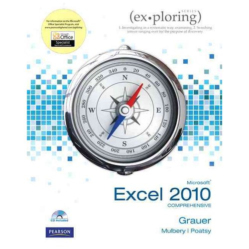 Microsoft Office Excel 2010: Comprehensive