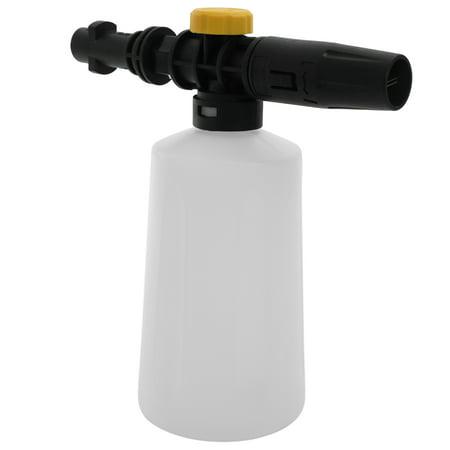 750ML Snow Foam Lance For Karcher K2 K3 K4 K5 K6 K7 Car Pressure Washers Soap Foam Generator -  Tirol