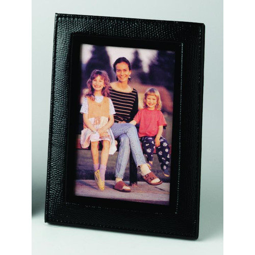 Budd Leather Leather Picture Frame