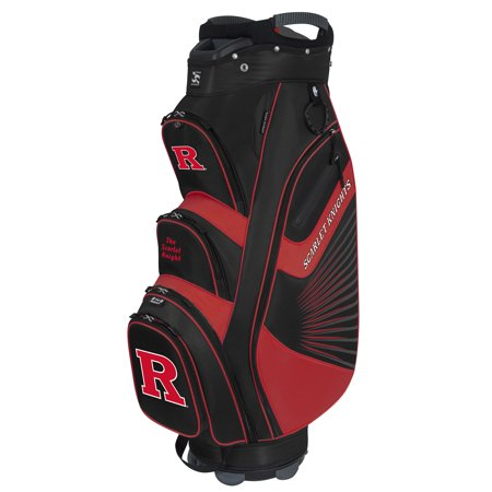 Rutgers Scarlet Knights The Bucket II Cooler Cart Bag - No (Scarlet Ice)
