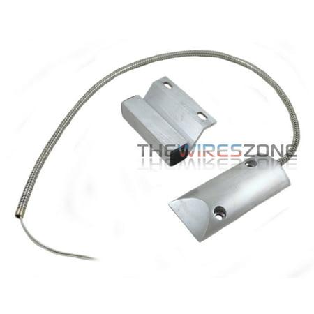 Overhead Door Contact (Overhead Door Floor Garage Roll-Up Shutter Contact Sensor Security Alarm)