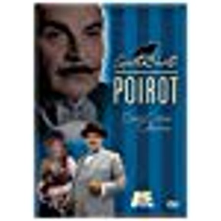 Poirot: Classic Crimes Collection (The Mystery of the Blue Train / After the Funeral / Cards on the Table / Taken at the