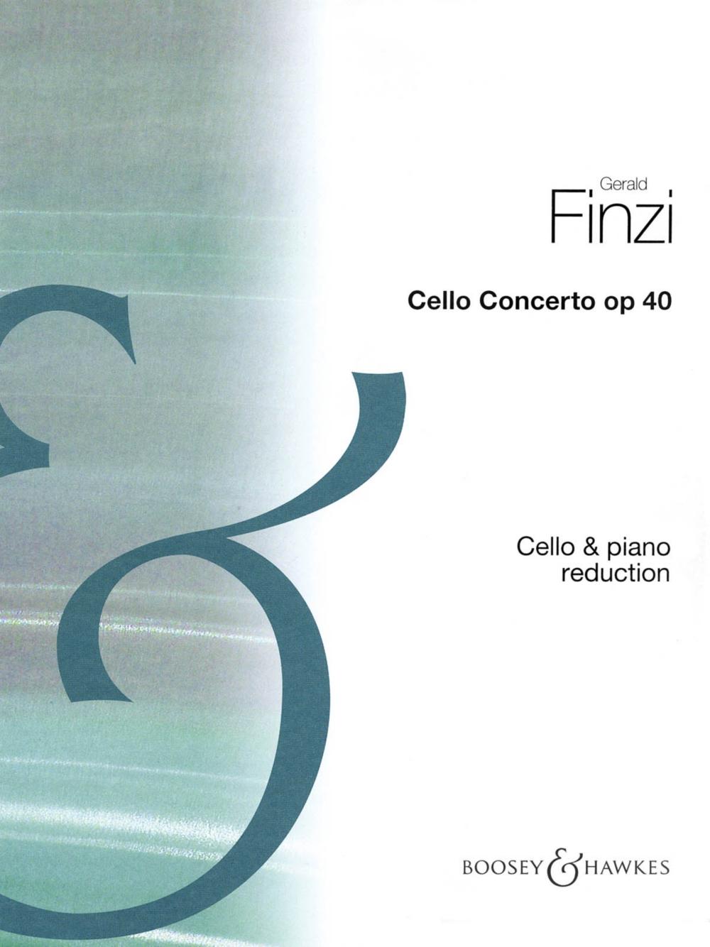 Boosey and Hawkes Cello Concerto Opus 40 (Cello and Piano Reduction) Boosey & Hawkes... by Boosey and Hawkes