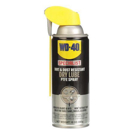WD-40 Specialist Dry Lube, 11-Ounce - Walmart.com