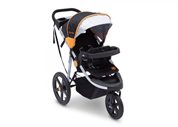 J is for Jeep Adventure All-Terrain Jogging Stroller ...