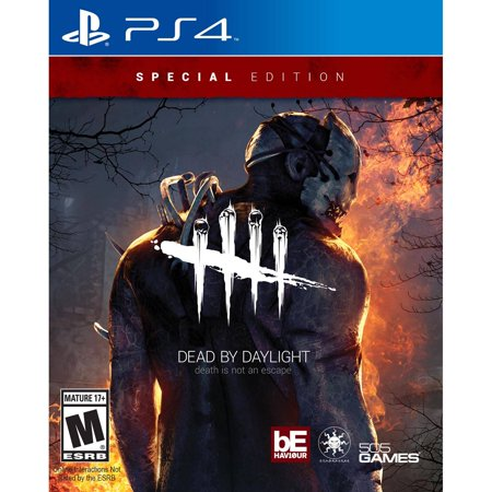 Dead by Daylight: Special Edition, 505 Games, PlayStation 4, REFURBISHED/PREOWNED (Halloween Special 2017 Games)