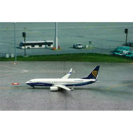 Phoenix Diecast 1 400 Ph1328 1 400 Ryanair 737 800W Reg No   Ei Dcl