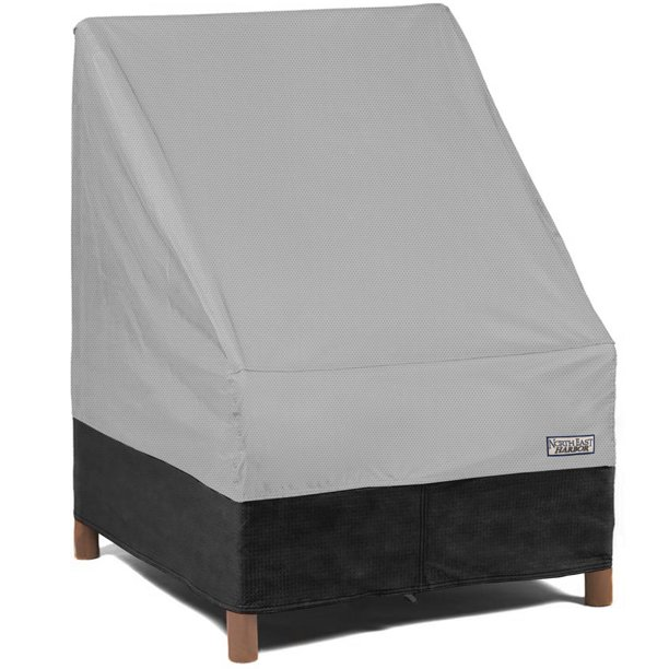North East Harbor Outdoor Patio Chair, Furniture Covers For Storage