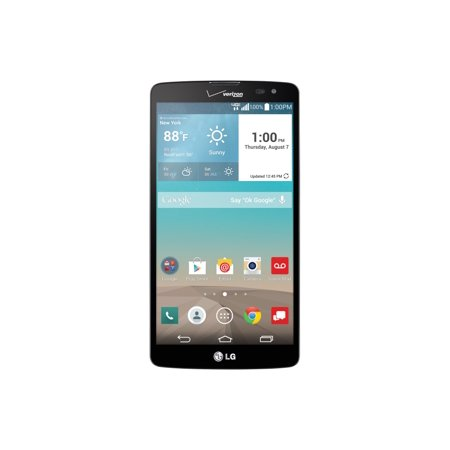 Verizon Wireless Lg G Vista Vs880 8Gb 4G Lte Prepaid Smartphone