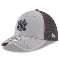 Product Image New York Yankees New Era Grayed Out Neo 2 39THIRTY Flex Hat -  Gray d6a32c9cf