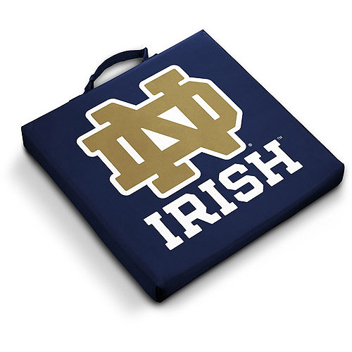Logo Chair NCAA Notre Dame Stadium Cushion