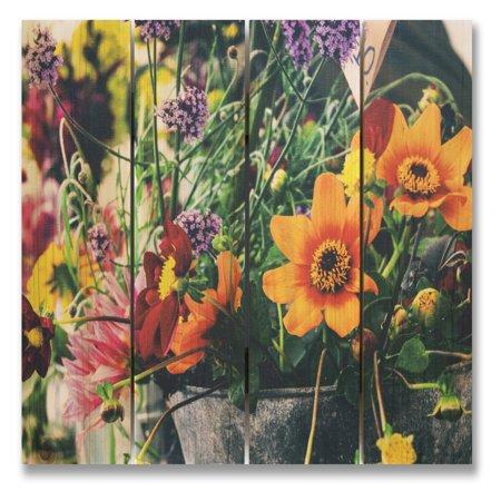 Gizaun Art Spring Fever Indoor Outdoor Wall Art
