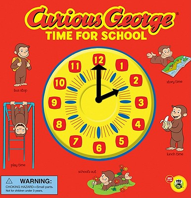 Curious George: Time for School