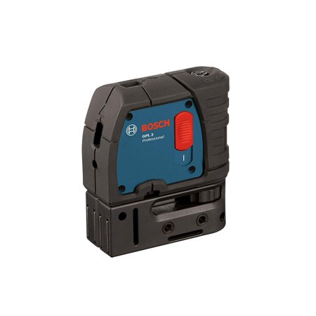 Bosch GPL 3 R 100 feet Self Leveling 3 Point Laser Alignment with Mounting Strap and Belt Pouch (New Open (Best Bosch Jobsite Radios)