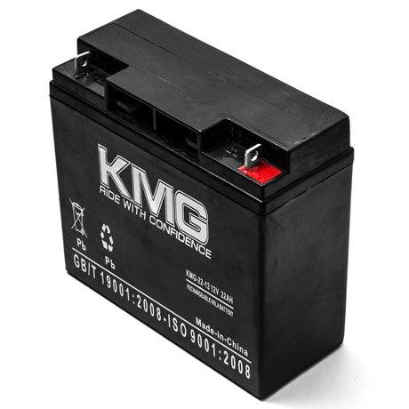 Kmg 12v 22ah Replacement Battery For Prostar 6ps0220