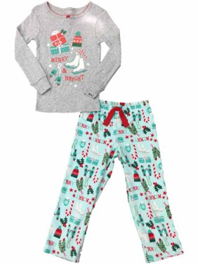 8857256d4 Carter s Big Girls Pajama Sets - Walmart.com