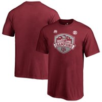 Texas A&M Aggies Fanatics Branded Youth 2019 SEC Women's Swimming & Diving Conference Champions T-Shirt - Maroon
