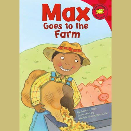 Max Goes to the Farm - Audiobook