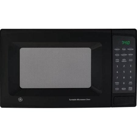 Ge Compact Countertop Microwave Oven - Walmart.com