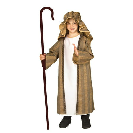 Shepherd Child Costume - Easy Shepherd Costume