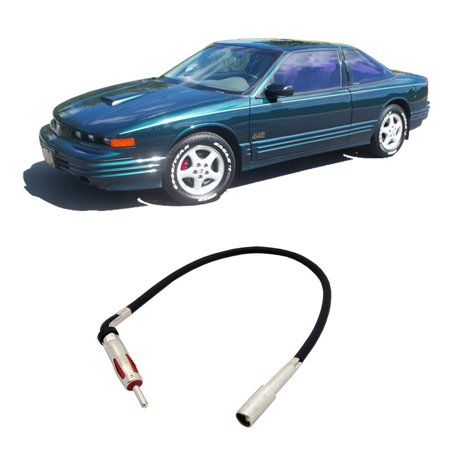 Oldsmobile Cutlass Supreme 1988-1997 Factory Stereo to Aftermarket Radio Antenna ()