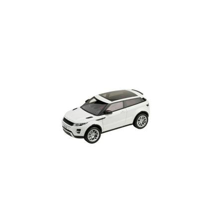 Official Land Rover Merchandise 2011 Range Rover Evoque 1:18 Scale