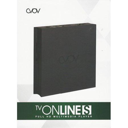 Brand New 2017 AVOV TVOnline S IPTV Android OTT Stalker
