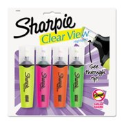 Sharpie Clear View Highlighters 1912769