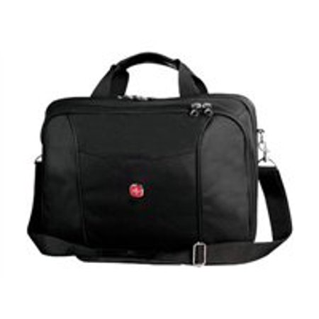 Deals Swiss Gear Ballistic Top-Loading Laptop Case – 1600 Ballistic Nylon Exterior – D Before Too Late