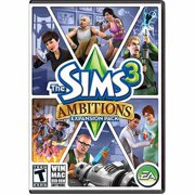 Sims 3 Ambitions Expansion Pack (PC/Mac) (Digital Code)
